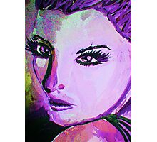 Purple Dream Photographic Print