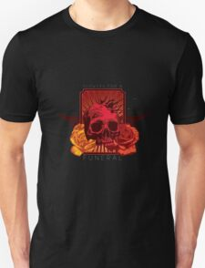 Flowers for a Funeral T-Shirt
