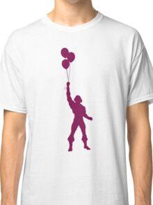 Heman at the Fun Park - Purple Classic T-Shirt