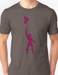 Heman at the Fun Park - Purple T-Shirt