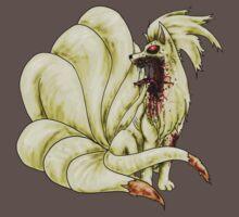 Zombie Ninetales by RPGesus
