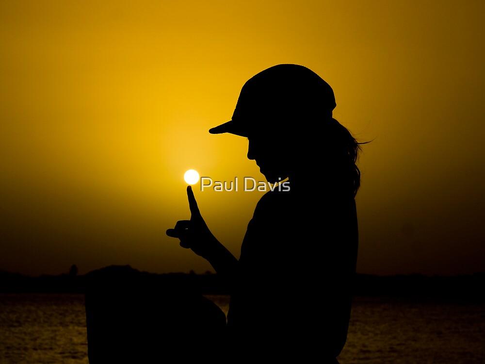 Firefly - Cooktown Wharf - Queensland - Australia by Paul Davis