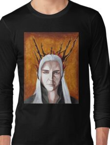 Wood Elf King Long Sleeve T-Shirt