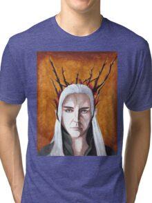Wood Elf King Tri-blend T-Shirt