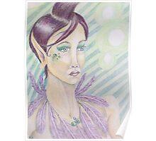 Elf Queen Poster