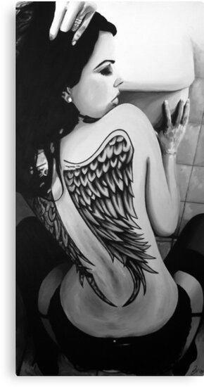fallen angel by dave reynolds