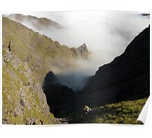 Carrauntoohil view Poster