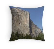 Yosemite 7 Throw Pillow