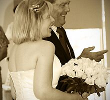 Bubbling bride by Lindsay Woolnough (Oram)