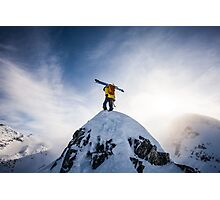 The Summit Photographic Print