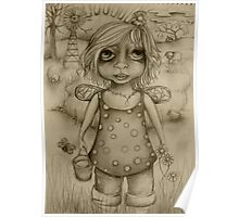 Binda drawing Poster