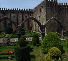 The Garden of Santa Barbara, Braga by wiggyofipswich