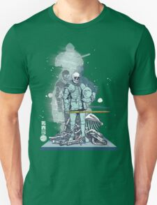 The Game of Kings, Wave Seven: The White King-Knight's Pawn T-Shirt