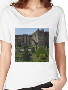 The Garden of Santa Barbara, Braga Women's Relaxed Fit T-Shirt