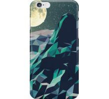 Night Mountains No. 2 iPhone Case/Skin