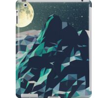 Night Mountains No. 2 iPad Case/Skin