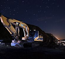 Another Digger Shot by williamHent