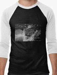 Angkor's Beginnings Men's Baseball ¾ T-Shirt