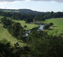 Northumbrian View by MaryMina