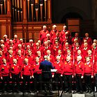 The Metropolitan Male Choir of South Australia Proms  by Andrew Dickman