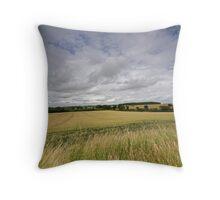 Naseby, Northamptonshire Throw Pillow