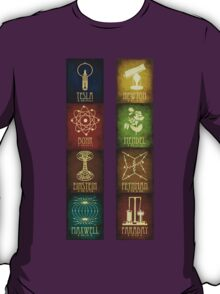 Science Banner T-Shirt