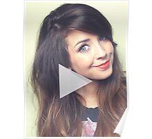 Zoella - Zoe Sugg - YouTube Poster