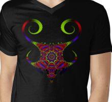 Dark Sterling Mens V-Neck T-Shirt