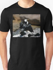 Cormorant @ Sculptures By The Sea 2011 T-Shirt