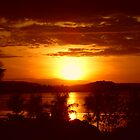 Sunrise Lake Victoria by Michelle Welch