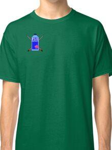 FIJI CUTLASS 8 BIT Classic T-Shirt