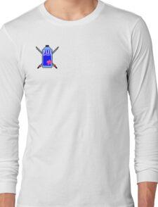 FIJI CUTLASS 8 BIT Long Sleeve T-Shirt