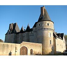 Chateau, France Photographic Print