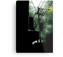 Dangerous Skies Metal Print