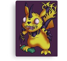 Legion of Pikachu Canvas Print