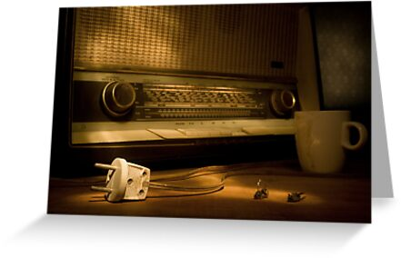 Radio Electricity by Peter Zentjens