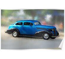 Classic car # 9 Poster