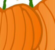 Pumpkin patch'... Sticker