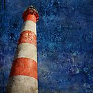 Geraldton Lighthouse by Sonia de Macedo-Stewart