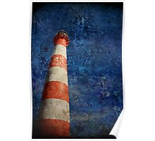 Geraldton Lighthouse Poster