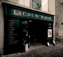 French Cellar II by Sue Wickham