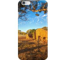 The Ruins - Red Creek Road, Hartley/Woodchester, South Australia iPhone Case/Skin