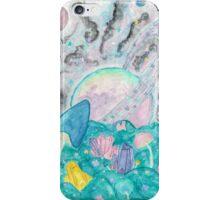 Crystal Mushroom World iPhone Case/Skin