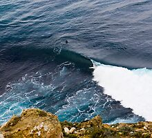 The cliffs have eyes by Matt Ryan
