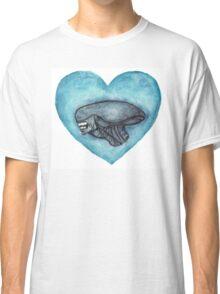 Xenomorph Love Classic T-Shirt