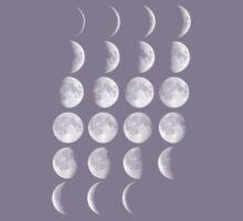 Moon Phases by Kegdog