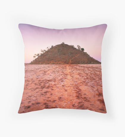 Lake Ballard Island Throw Pillow