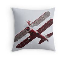 Guinot Wing Walker Throw Pillow