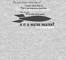 Water Heater Unisex T-Shirt