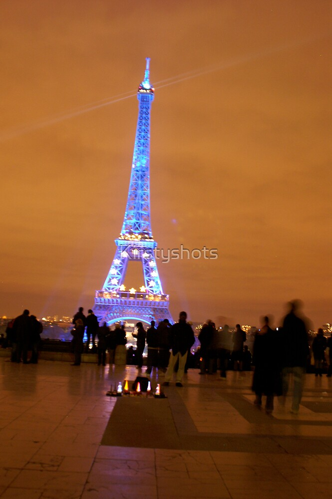 Tour Eiffel by Kirstyshots